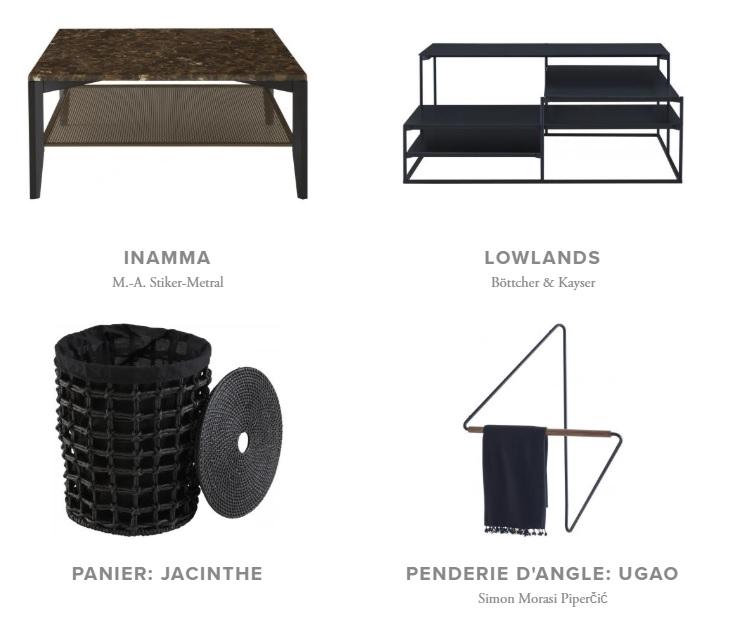 meuble haut de gamme